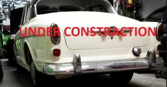 1962 Volvo Amazon Restoration